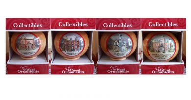 Collector Edition: Vankleek Hill Christmas Ornaments!