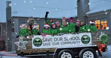 Maxville residents hope to save local school from closure
