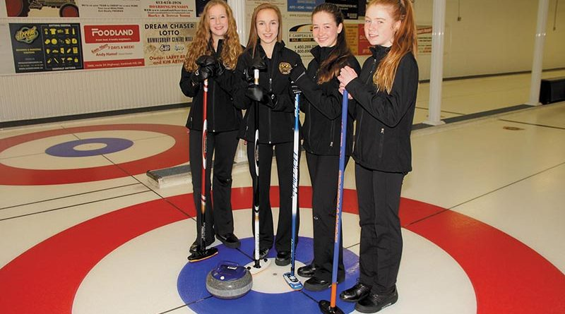Curling sweeps Canada as sport gets revived by youth