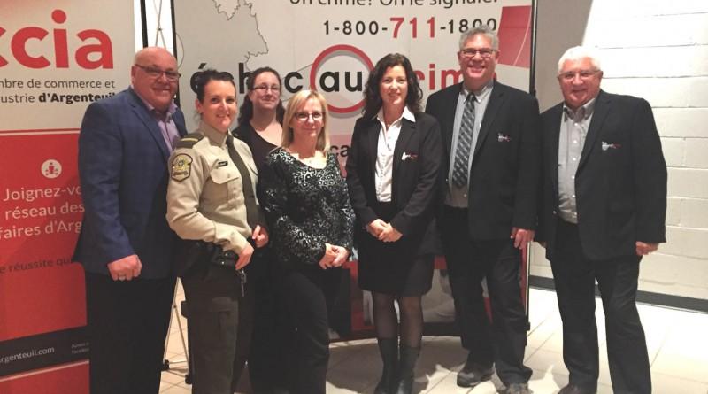 Grenville mayor hopes Crime Stoppers program will reduce break-and-enters