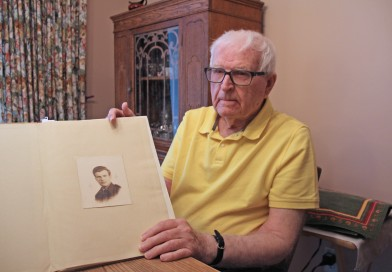 WWII veteran Richard Lemay awarded French Legion of Honour