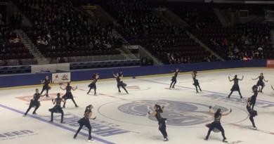 Les Suprêmes will represent Canada at Junior World Championships