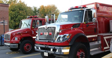 Current Prescott-Russell firefighters radio system 'completely obsolete'