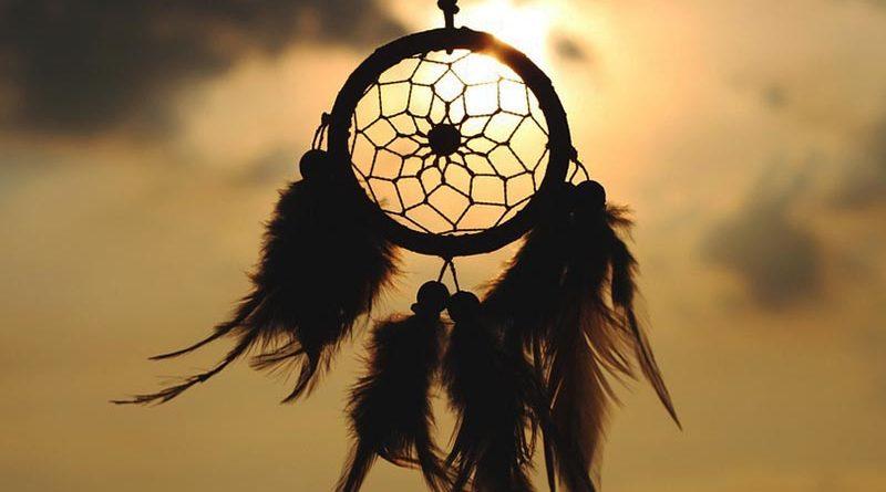 Native American (Aboriginal) Dreamcatcher