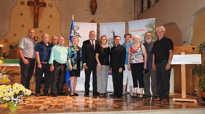 Lachute church receives restoration funding