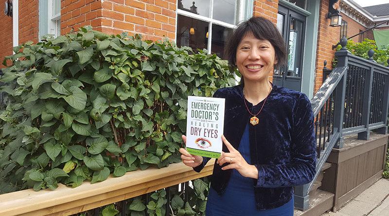 Melissa Yuan-Innes Dry Eyes Book