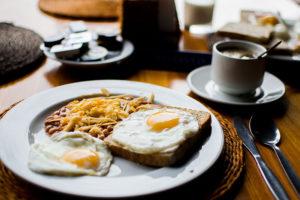 Stock Breakfast photo