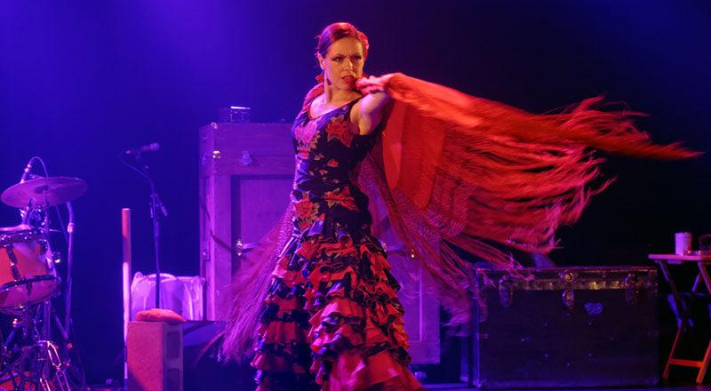 Georgia Pettit Flamenco