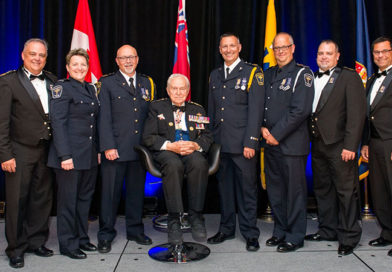 Four Prescott and Russell paramedics honoured at OAPC Gala