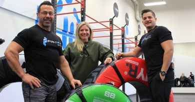 Fit Life is a one-stop shop to get in shape