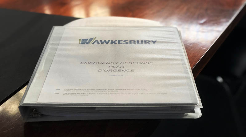 Boil-water advisories the result of a broken pipe elbow at Hawkesbury water plant