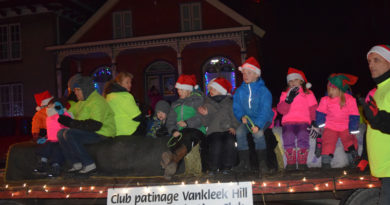 Vankleek Hill Santa Claus Parade of Lights