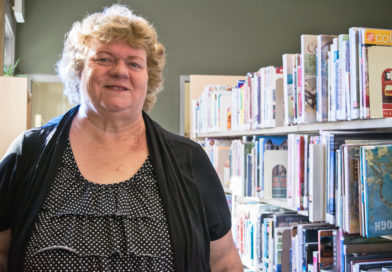 Champlain Township Public Library Head Librarian/CEO prepares for a new chapter in her life
