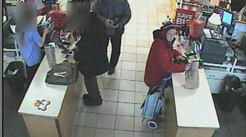 Police seek perpetrators for shoplifting, theft