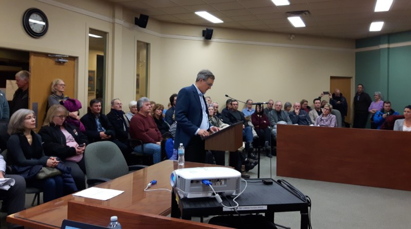 Action Champlain wants township to share costs of preparing for OMB hearing