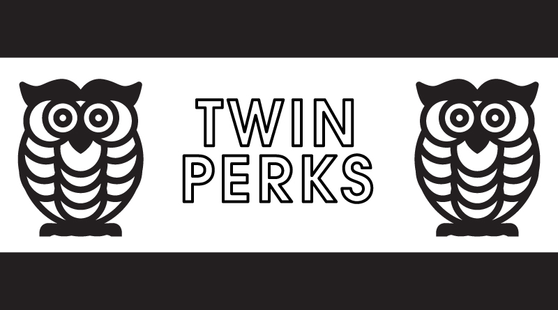 Twin Perks by Jacquie Severs