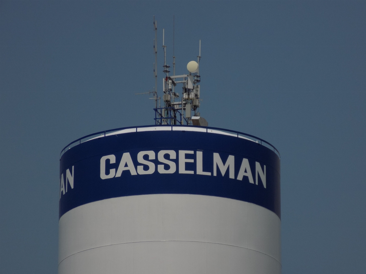 Manganese is making Casselman's water brown--but it's still safe to