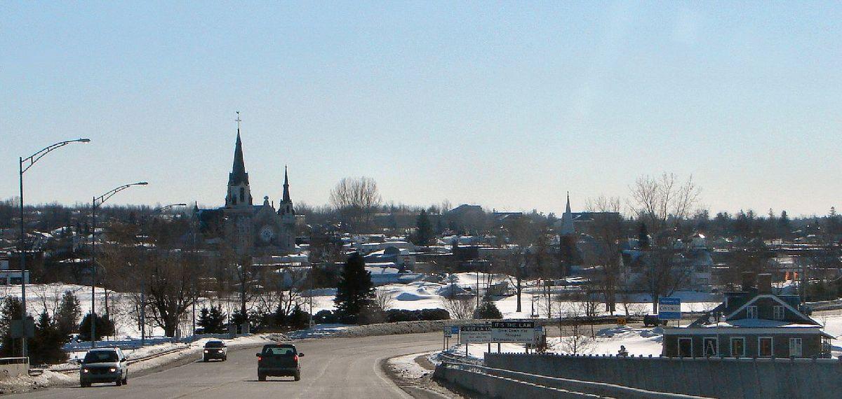 Where Is Hawkesbury Ontario