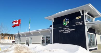 Alfred-Plantagenet council approves gravel upgrade to Concession 2 north of Lefaivre