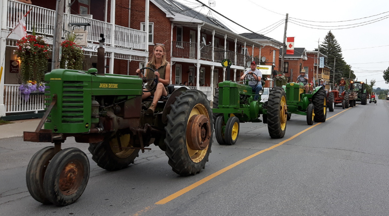 Missing the fair? Antique tractor parade and a few events are in store to tide you over til 2021