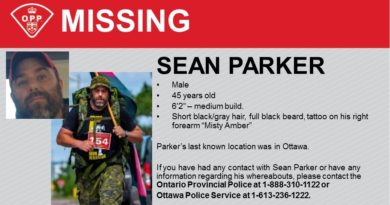 45-year-old Russell man is missing