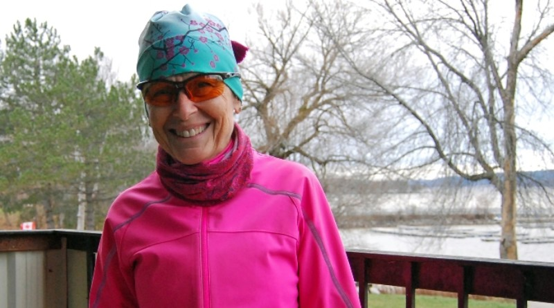 """L'Orignal's """"Pink Lady"""" runs with a purpose"""