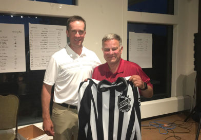 Vankleek Hill's Steve Barton named to officiating crew for 2020 NHL Stanley Cup Finals