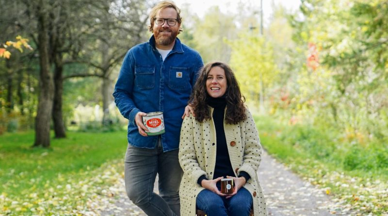 Life-changing move for young couple preserving the family tradition of Gibbs Honey