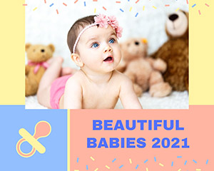 Beautiful Baby Contest 2021