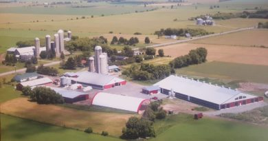 Rosenhill Farm in St. Albert named as best in Ontario on Lactanet Canadian Dairy herds list