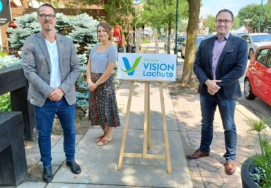 Vision Lachute hopes to win control of council in municipal election