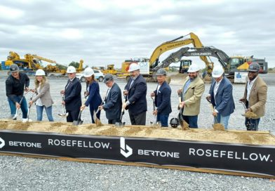 Ford distribution centre will be built in Casselman