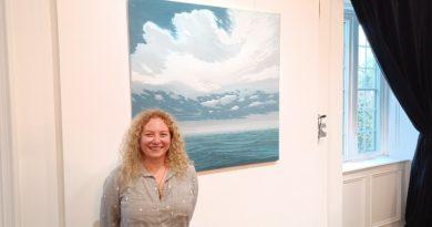 Le Chenail exhibition honours legacy of artist Daniel Gautier